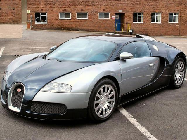 Bugatti Veyron 16.4 - $1.7 million : One of the most expensive production cars in the world, the Veyron was built to redefine pretty much every automotive superlative relating to performance, power, build quality and exclusivity. Only 300 hard tops were built and each one is already a collector's item. Photo:AFP