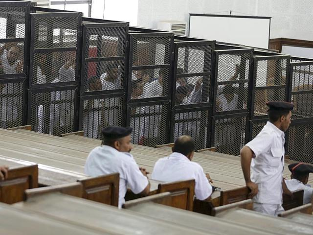 Egypt,Anti-terrorism law,Muslim brotherhood