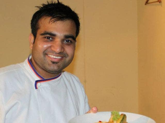 Hitesh Arora,chef,Ludhiana