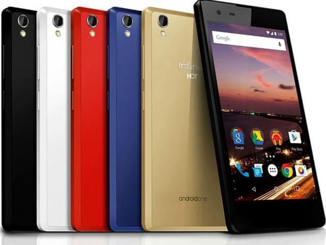 Android One phone Infinix Hot 2 launched in 6 African countries for $88.
