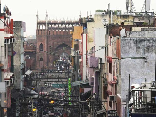 Old Delhi,Old Delhi heritage,Dilli-6