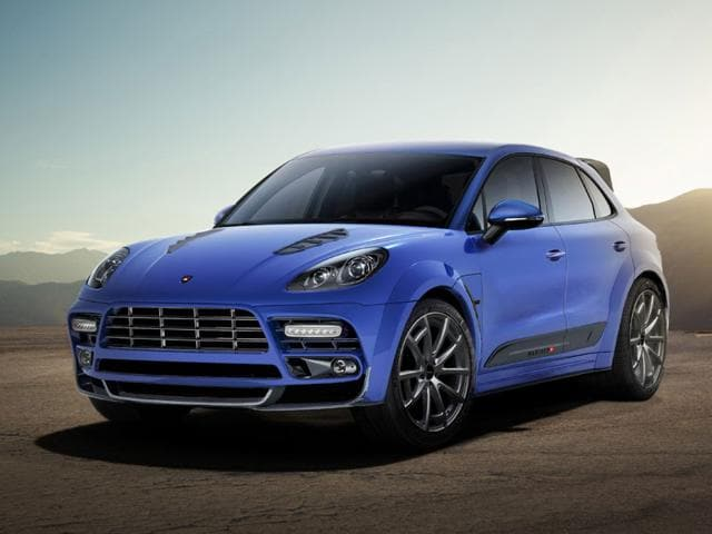 The company's latest package will help the Porsche Macan really stand out. Photo:AFP