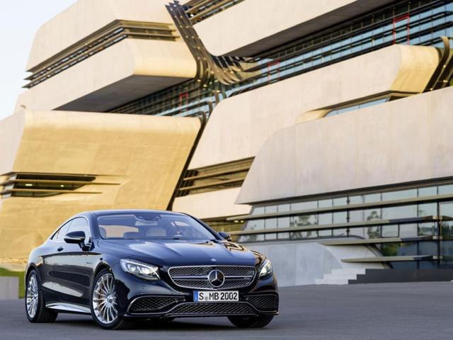 Mercedes-Benz S 65 AMG Coupé $231,825 : As well as being very powerful and fast - 567bhp, 0-100kph in 4.3 seconds - this is one of the most technologically advanced, most comfortable cars on the road and one of the best looking Mercedes in a long time. All of which means it's bound to prove hugely popular. Photo:AFP