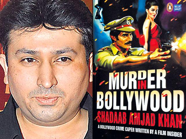 Shadaab Khan's book 'Murder in Bollywood' delivers as good a story as a Hercule Poirot read.