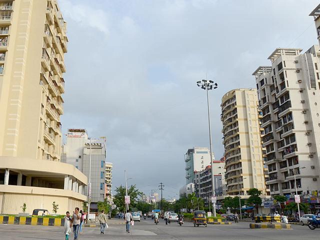 Navi Mumbai is the only city from Maharashtra to figure in the top ten list in the survey conducted by the central government under the Swachh Bharat Abhiyan.. (Photo: Bachchan Kumar)