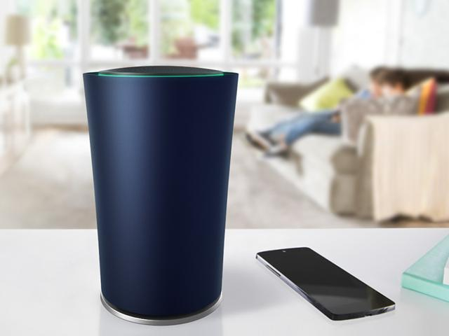OnHub, Google's new $199 WiFi Router.