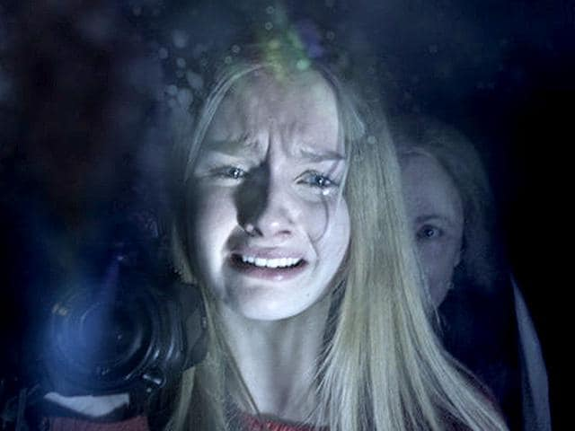 A still from the horror film, The Visit.