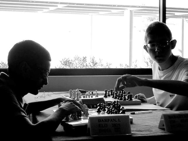 Chess,Blind,Game