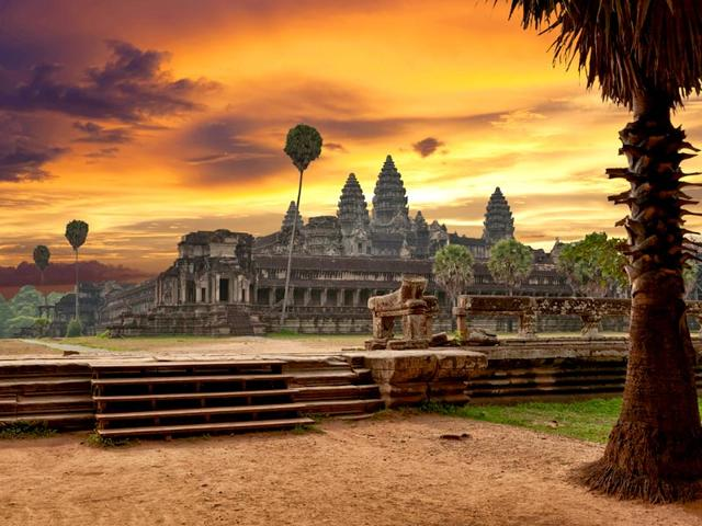 Angkor on top, Taj fifth on 500 places to see on Earth list