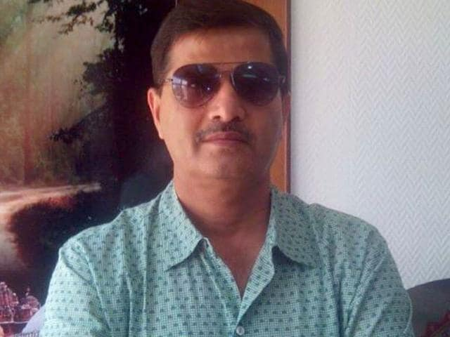 Ashwani Lohani was appointed the new chief of Air India. (Picture credit: Facebook)