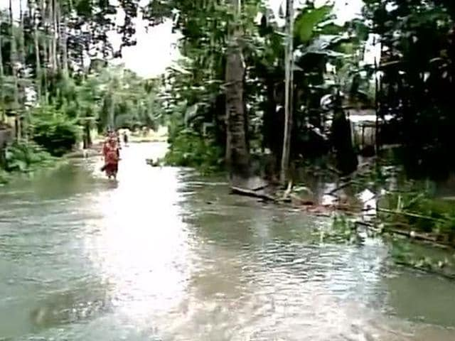 Assam floods,Monsoon,Rainfall