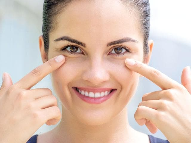 Dehydration can also cause dry eyes. So, drink adequate water. (Shutterstock photo)