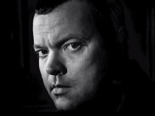 American great Orson Welles is known for his films like Citizen Kane and his Shakespeare series that include Macbeth, Othello and The Merchant of Venice.