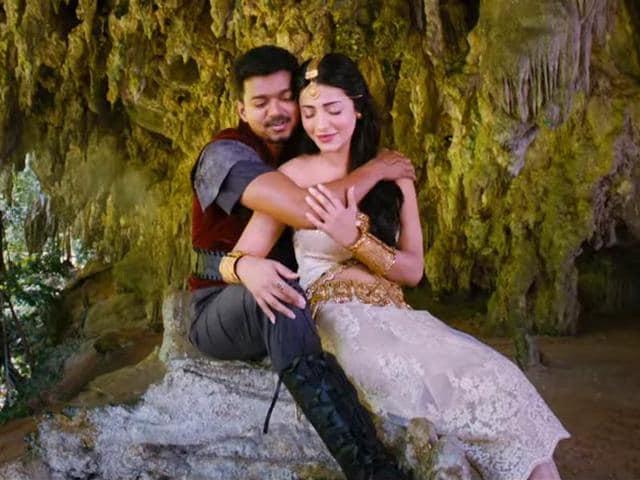 Puli Trailer,Vijay Puli,Sridevi Tamil Film