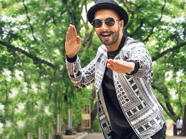 Ranveer Singh recalls the time when he didn't have a release for 19 months; adds that he is in a happy space currently. (File)