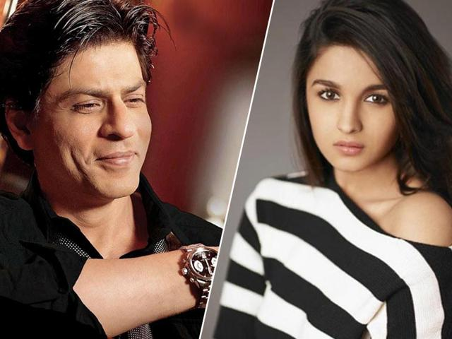 Shah Rukh Khan will star opposite Alia Bhatt, who is nearly half his age, in Gauri Shinde's next film.