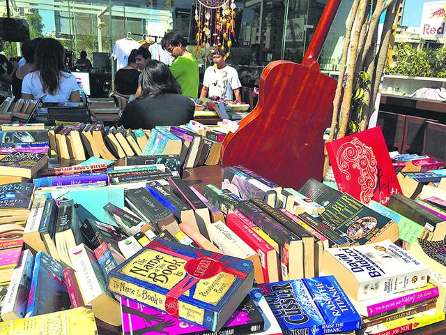 Books on Toast,annual book sale event,HT48Hours