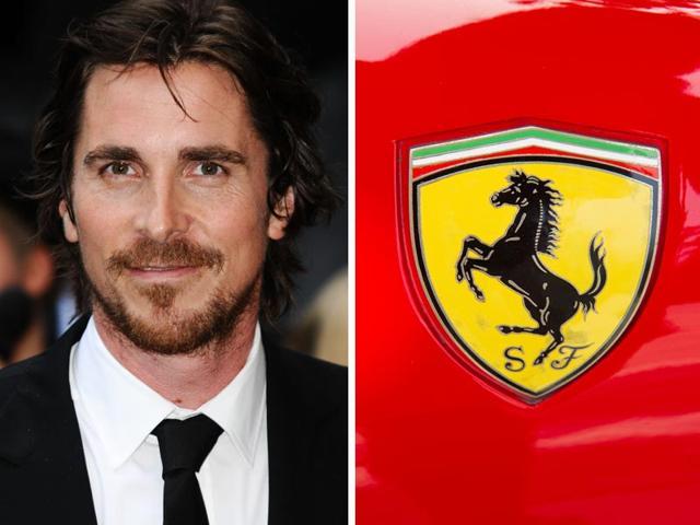 Christian Bale will star as Enzo Ferrari in Michael Mann's biopic. (Shuttertstock)