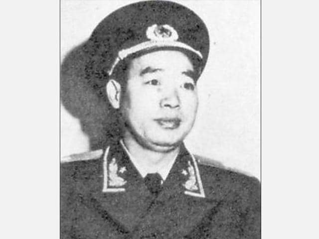 A file photo of Wang Dongxing (Photo courtesy: Wikimedia Commons)