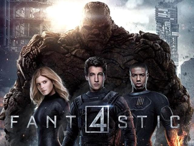Fantastic Four,Fantastic Four review,Movie review