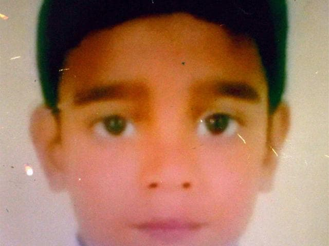 child missing in Bhopal
