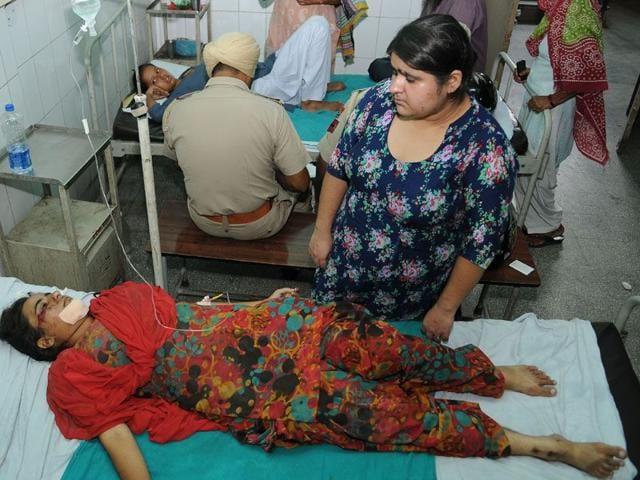 Crime in Jalandhar