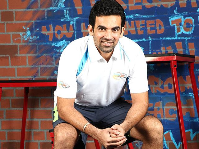 Cricketer Zaheer Khan's plans revolve around his friends. His choice of TV show, then, isn't surprising at all.