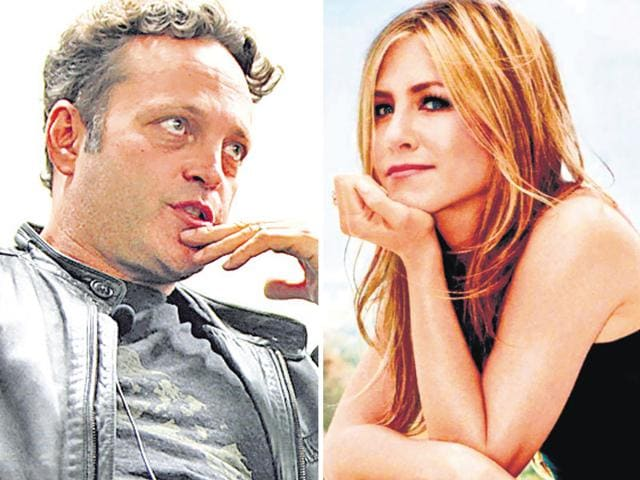 Jennifer Ansiton and Vince Vaughn dated from 2005 to 2006. They met while filming for their movie The Break-Up.