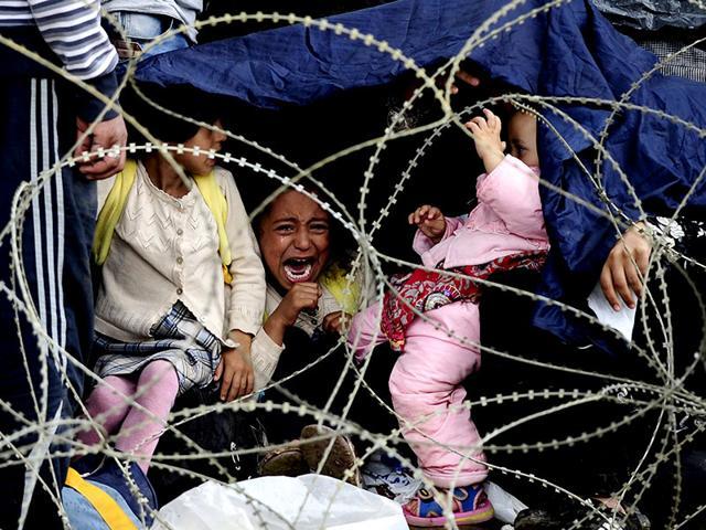 Migrant crisis,EU,Syria