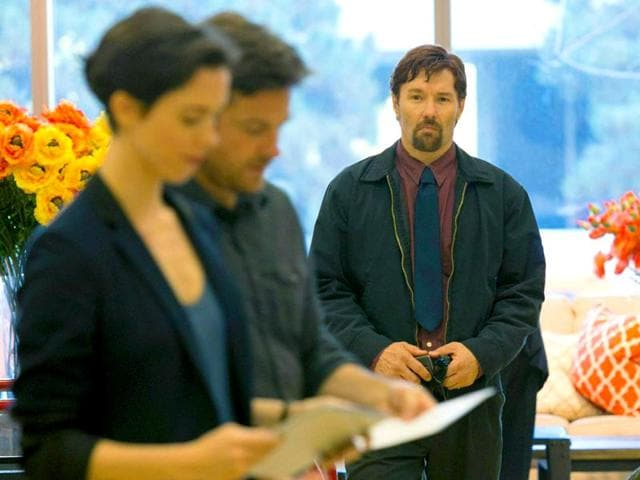 The Gift,The Gift review,Joel Edgerton
