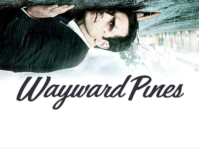 Wayward Pines,Manoj Night Shyamalan,Ethan Burke