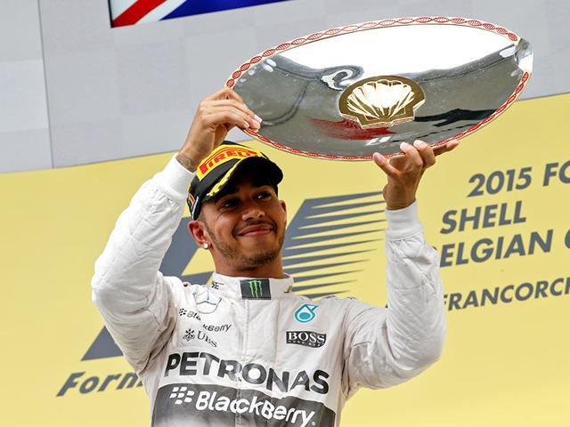 Lewis Hamilton,Belgium Grand Prix,Nico Rosberg