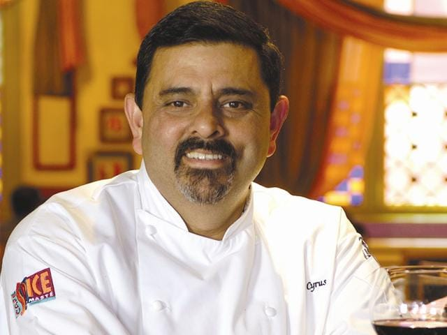 Cyrus Todiwala,Indian chefs in Britain,David Cameron government