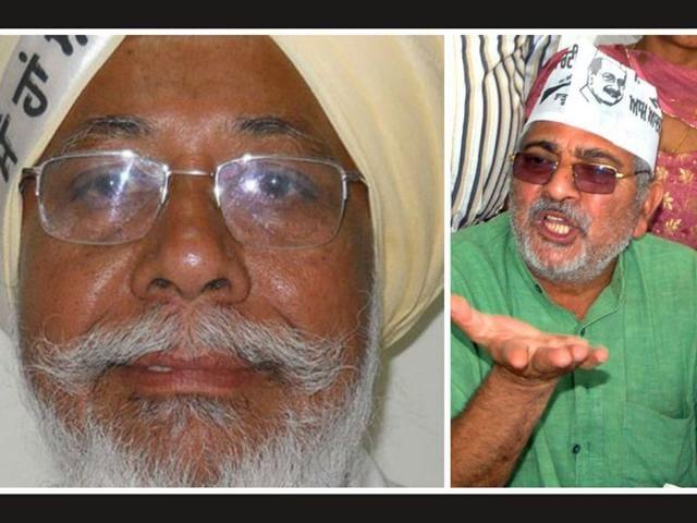 Dr Dharamvira Gandhi,Shiromani Akali Dal,AAP