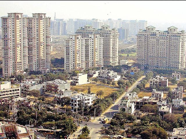 The case had affected about 250 people who had applied for allotment in 'The Crest', a housing project in Gurgaon, after depositing a substantial amount of money. (HT File Photo/ Picture for representation purposes only)