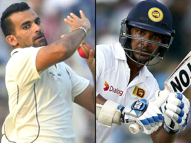 Zaheer Khan is one of the toughest bowlers I have faced, said Kumar Sangakkara.