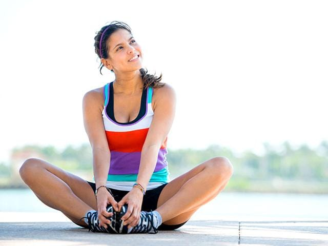 Hit the outdoors to keep yourself fit. (Shutterstock photo)