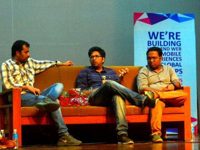 i5 entrepreneurial summit,IIM-Indore,YouTubers