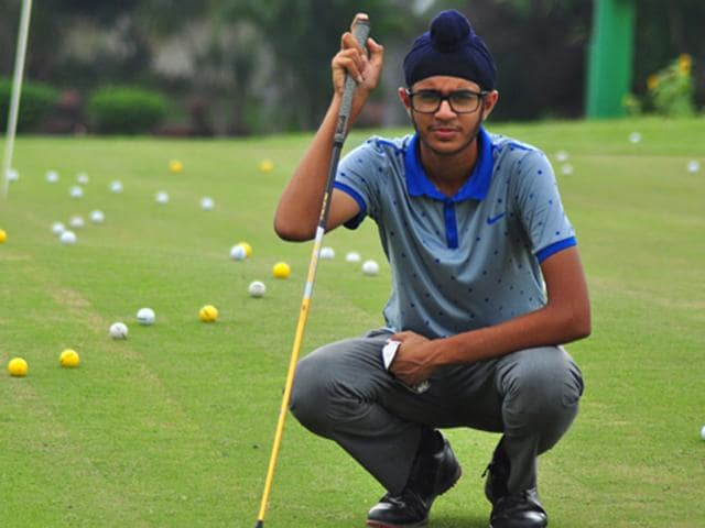Karandeep Kochhar is currently placed second in category A in IGU junior Order of Merit. Karun Sharma/HT