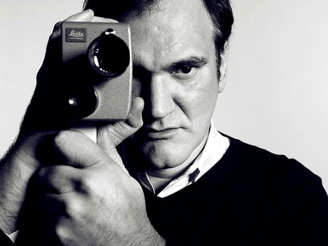 Quentin Tarantino gives an in-depth interview. (Twitter)