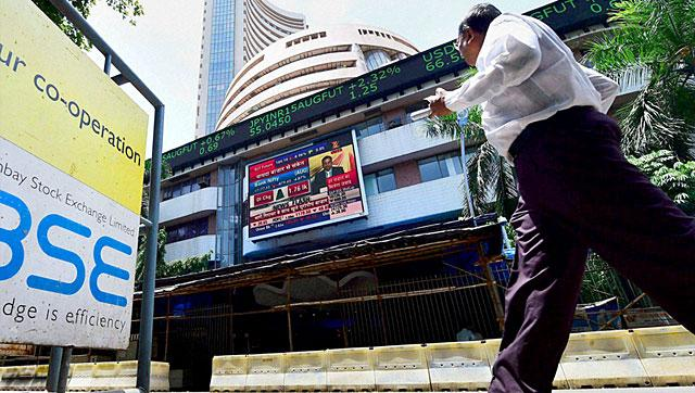 The benchmark BSE Sensex ended 171.15 points higher at 25,822.99 on Wednesday.