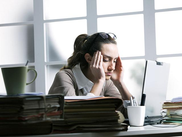 Workplace stress: When are women most affected?