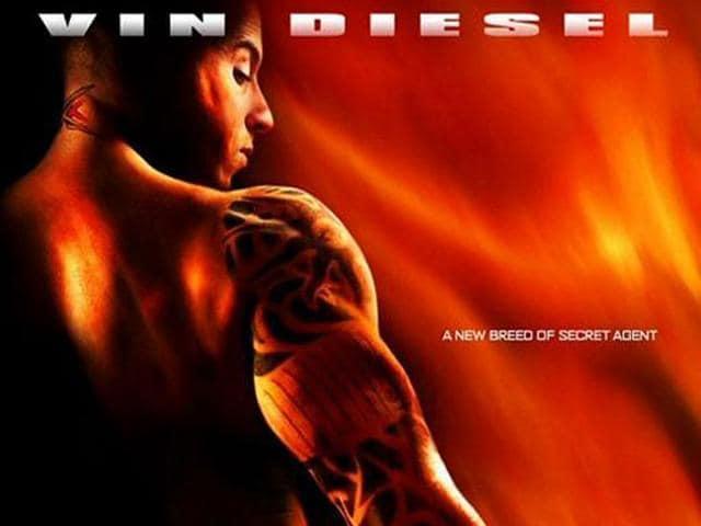 Vin Diesel,XXX,Vin Diesel XXX