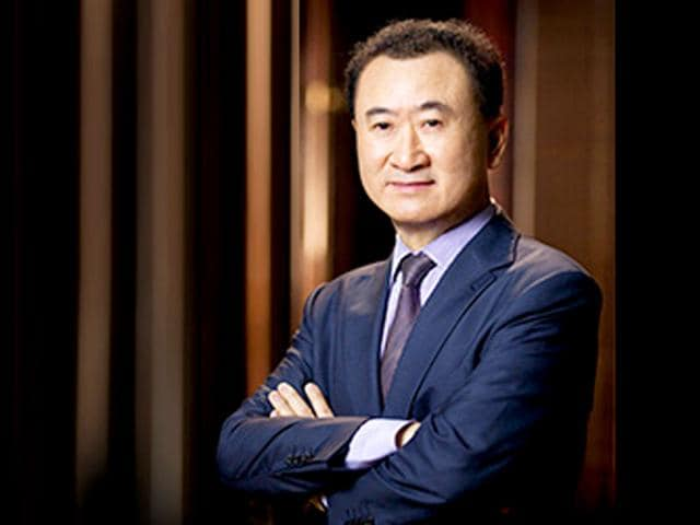 Wang Jianlin, Chairman of Wanda Group, suffered a loss of close to $3.6 billion in a single day after global stock markets tanked. (Photo source: Wanda group website)