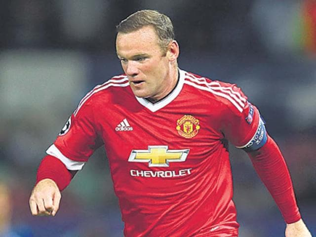 Wayne Rooney's lack of goals has been a worry for Manchester United. (Picture credit: Getty images)