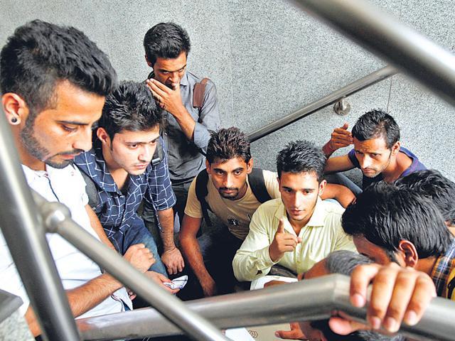 PMSSS scheme,Ramjas College,AICTE