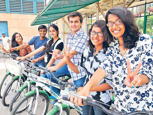 Taking off:?Our campus journalists write about their first few weeks in college and about discovering new things