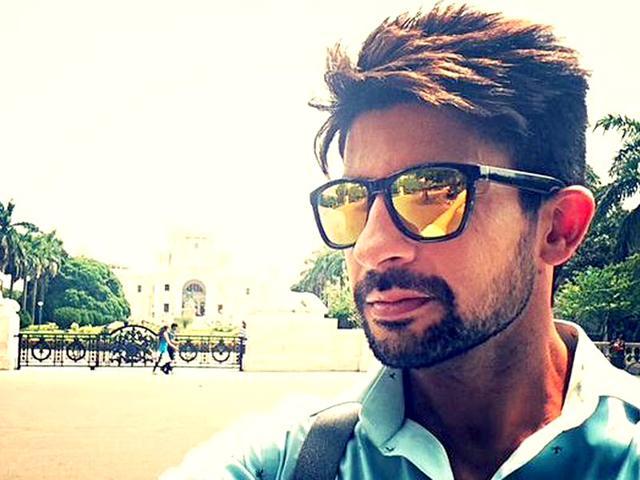 Hussain Kuwajerwala was last seen in the serial, Kumkum (that ended in 2009). (Instagram/Hussain Kuwajerwala)