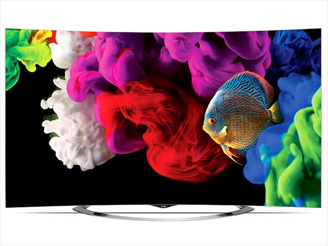 LG has launched the first 4K OLED TV in India.