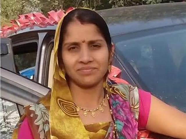 Deceased Kavita Raina was a resident of Mitra Bandhu Nagar and had been missing since Monday.